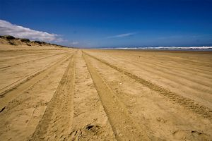 Ninety Miles Beach, North Island