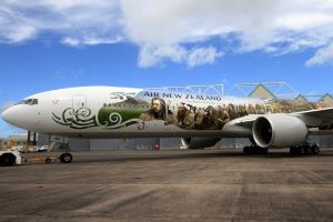 Air New Zealand, Hobbit style