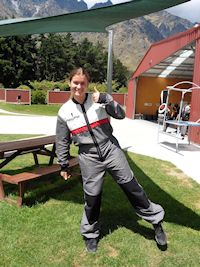 I Skydived in Queenstown