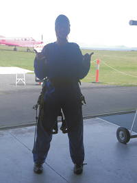 Ready for a Skydive in Taupo