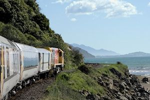 Coastal Pacific Line, South Island