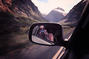 Road trip to Milford Sound