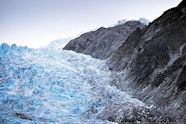 Franz Josef and Fox Glacier
